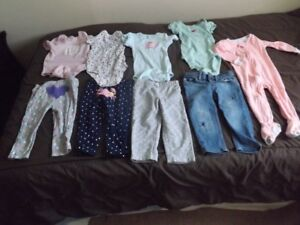 18 month onzies, pants and sleeper