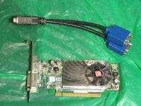 Dual Monitor Video ATI HD2400 Splitter