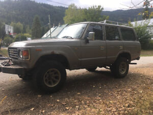 REDUCED!! 1985 Toyota Land Cruiser Wagon