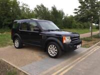 LHD LEFT HAND DRIVE Land Rover Discovery 3 2.7TDV6 AUTOMATIC 7 SEATER 2006 HSE