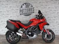 Ducati Multistrada 1200 S TOURING *Full history touring edition*