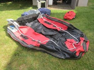 "8' 6"" Zodiac inflatable dingy"