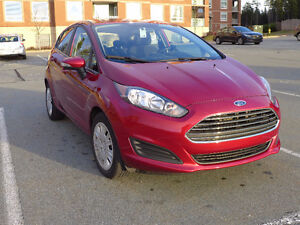 2014 Ford Fiesta SFE Hatchback