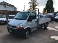 Renault Master Drop side lorry ML35 DCI 120