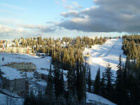 Silver Star Mountain Ski in/out