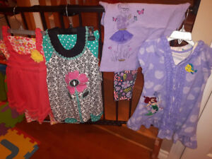 Girls clothing size 6x