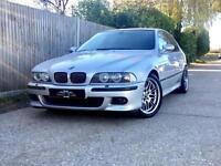 2001 51 BMW 5 SERIES 4.9 M5