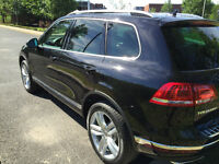 2015 Volks Touareg - Reprise bail location/Lease transfert 829$