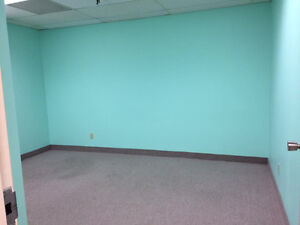 Two office spaces for rent in a SPA environment