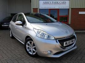 2015 (15) Peugeot 208 1.4HDi ( 68bhp ) Style - Diesel - 5 Door - Manual