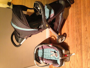 Grace snugride click connect 35 travel system