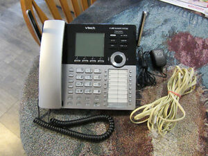 VTech 4-Line Phone Small Business System Main Console (CM18445)