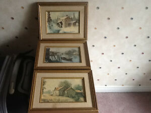 Kerstead Galleryof Kingston 4 paintings in excellent condition Kitchener / Waterloo Kitchener Area image 2