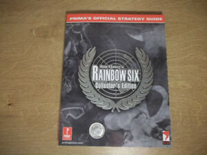 Rainbow six collector's edition-Covers five games
