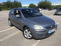 04 Corsa 1.2i 16v Energy 3dr, exciting & cheap £495 mot, 8 services all cards.