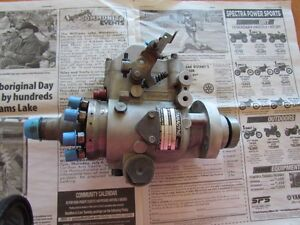 ford 1988 idi injection pump