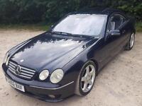 "Mercedes-Benz CL55 AMG 5.4 auto 2002 Genuine AMG bodykit, 19"" AMG alloys, Push B"