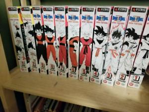 Dragonball Z vizbig editions Manga