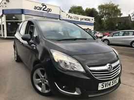 2014 Vauxhall MERIVA TECH LINE Manual MPV