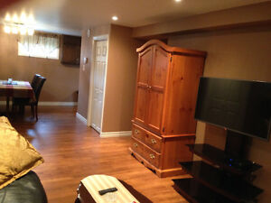BEAUTIFUL LARGE  2 BEDROOM FULLY FURNISHED, BRAND NEW