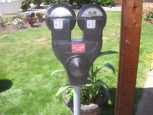 OLDER PARKING METER FOR MAN CAVE