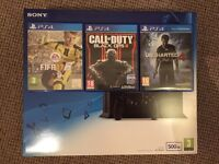 Sony Playstation 4, Boxed As New, Mint Condition
