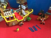 Jake and the Neverland Pirate Ship toys