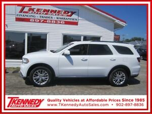 2016 DODGE DURANGO AWD LIMITED AS LOW AS $295.00 B/W OAC