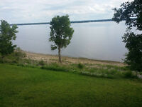 Cottage rental on the Ottawa River