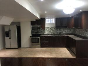 2BR + Den - Basement Apartment in Brampton - Hydro Included