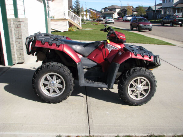 Used 2011 Polaris Sportsman EPS 850