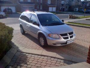 2001 Dodge Caravan SE Minivan, Van