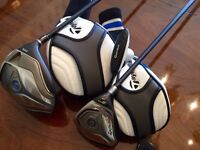 TaylorMade JetSpeed Driver and 3-wood