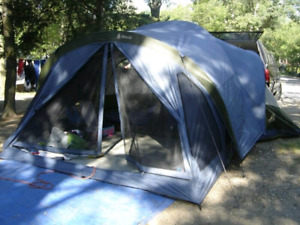 Woods Large 3 Room Tent and Dinette Tent
