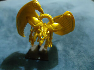Official Yu-Gi-Oh! Winged Dragon of Ra Figure