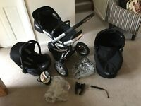 Quinny Buzz Travel System £150