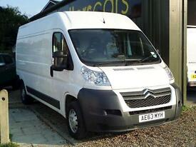 Citroen Relay 2.2 35 L3H2 Enterprise 2.2 Hdi Panel Van
