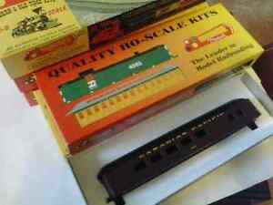 Model Train Passenger Car Kits Kitchener / Waterloo Kitchener Area image 1