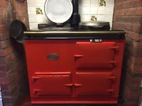 Reconditioned Gas Oven Aga