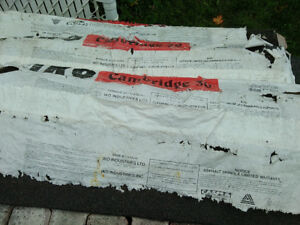 Bardeaux d'asphalte / Asphalt Shingles: IKO Cambridge