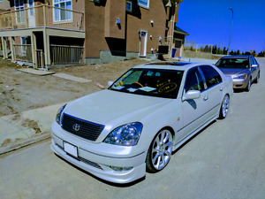 Mint* 2001 Toyota Celsior/ Ls430 Ultra on Airbags