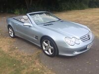 MERCEDES SL PANORAMIC ROOF KEYLESS GO /START SAT NAV