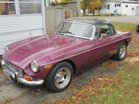 1971-72 MGB Parts (Whole LOT) Best Offer