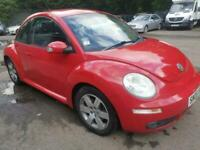 2006 Volkswagen Beetle 1.6 Luna 3dr HATCHBACK Petrol Manual