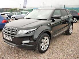 Land Rover Range Rover Evoque 2.2 SD4 PURE TECH 2 Keys - Full Service History -