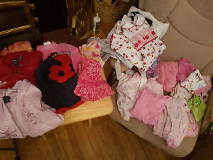 Girl's size 2 assorted clothes