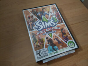 The Sims 3 World Adventures Expansion Pack (DVD-ROM)