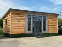 LOG CABIN GARDEN HOUSE MOBILE OFFICE SALES SUITE ANNEXE HOLIDAY RENTAL
