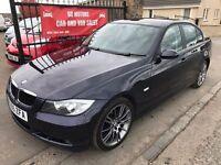 (55) BMW 320D SE, SERVICE HISTORY, 1 YEAR MOT, WARRANTY