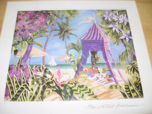 Fantasy Island Print Kitchener / Waterloo Kitchener Area image 1